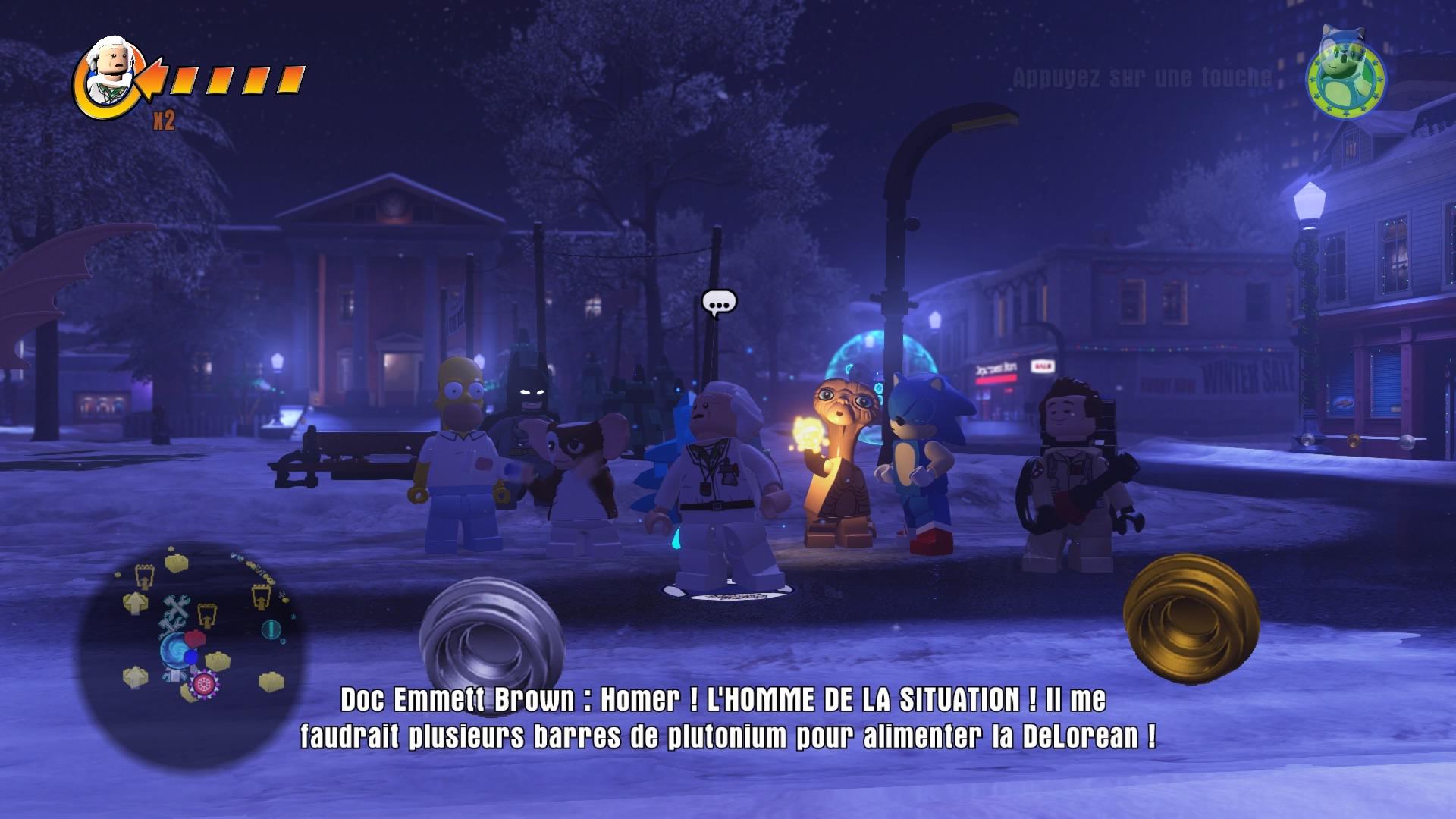 LEGODimensions-SonicTheHedgehogLevelPack PS4 Test 035