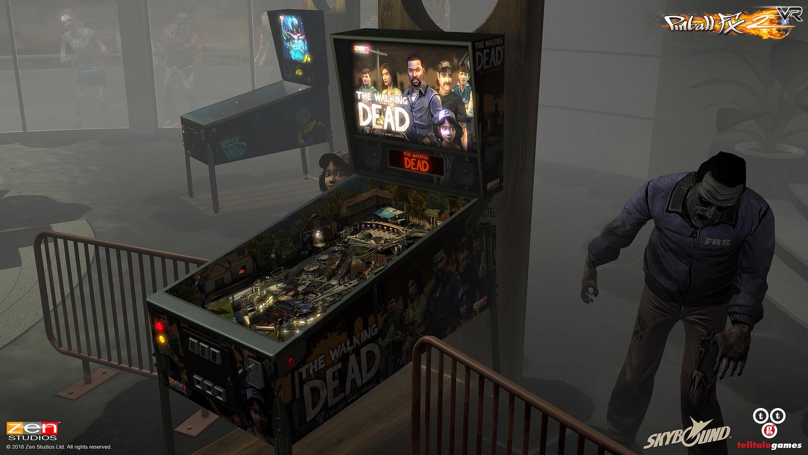 PinballFX2VR PS VR Editeur 002