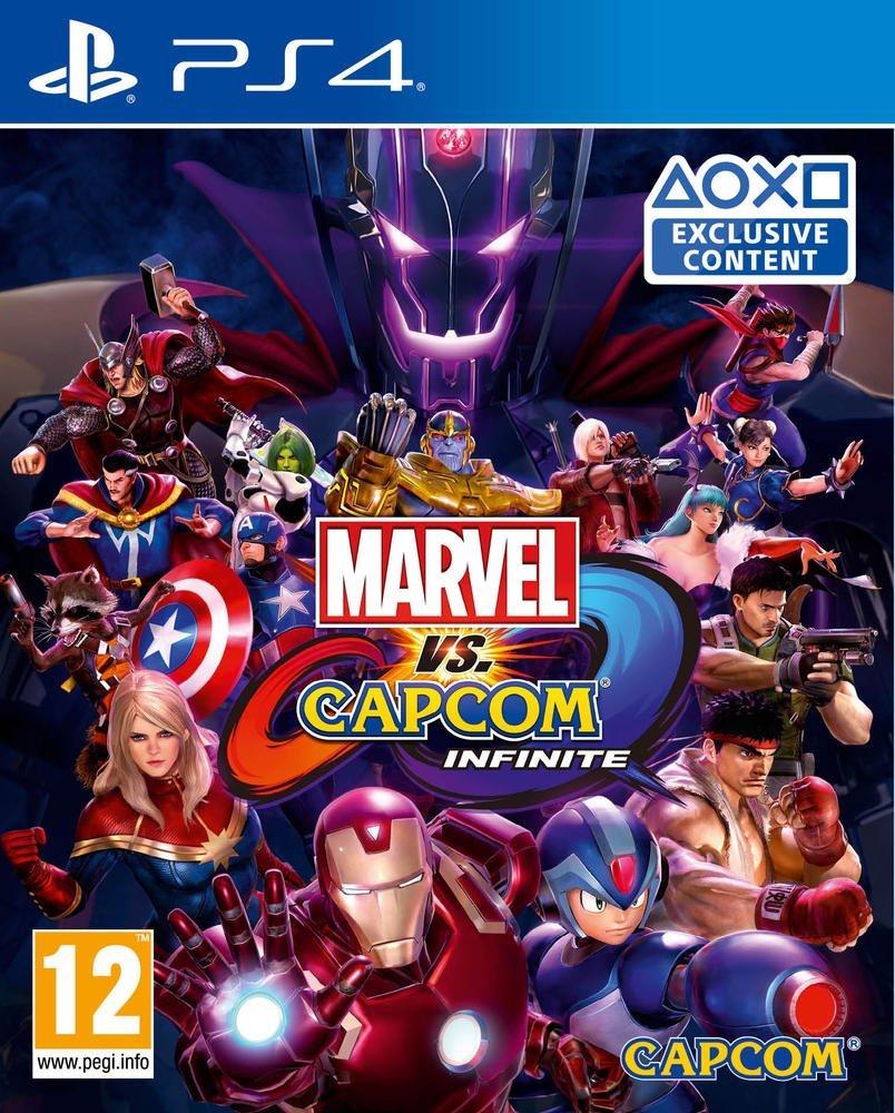 Marvel vs. Capcom : Infinite