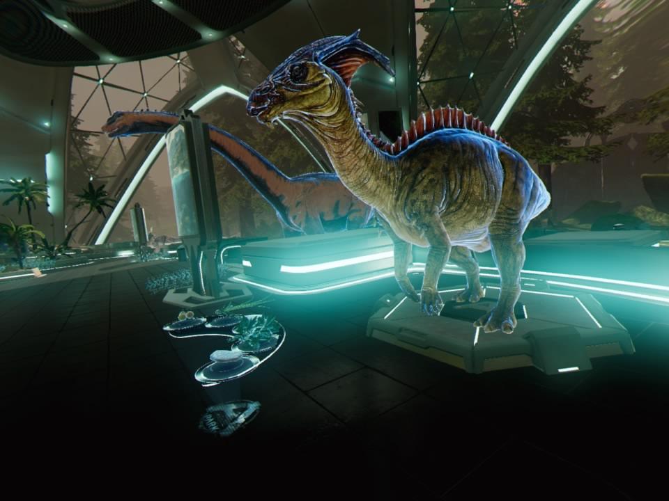 ARKPark PS VR Test 005