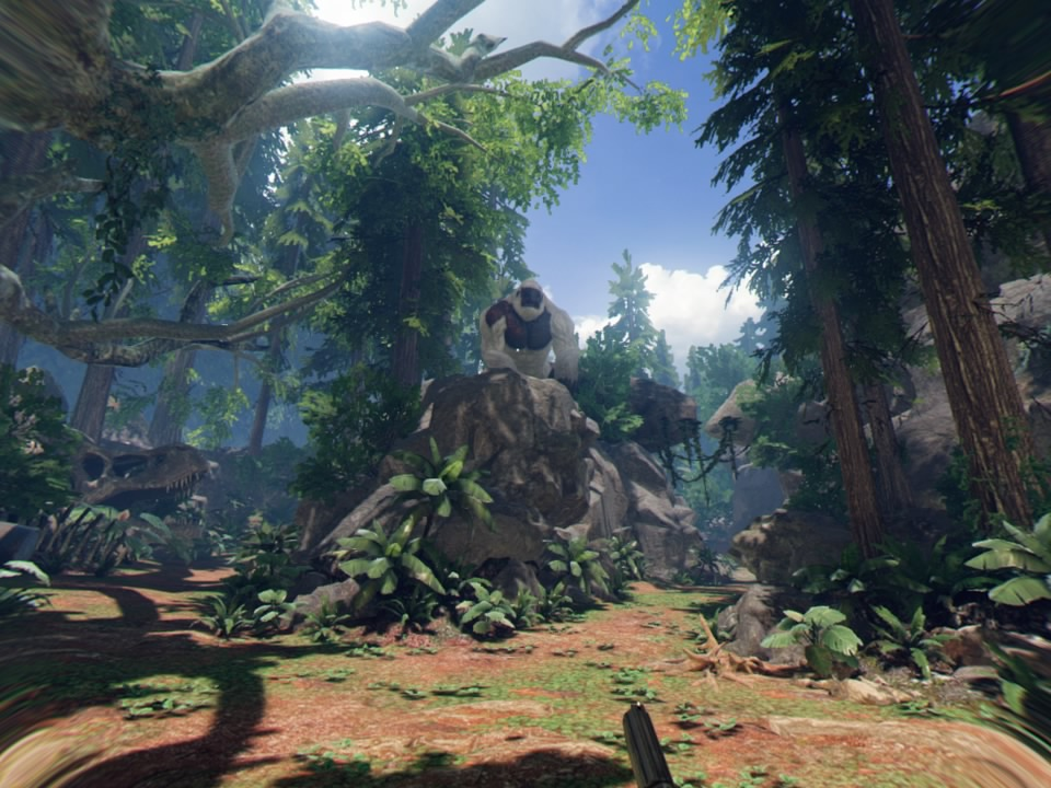 ARKPark PS VR Test 008