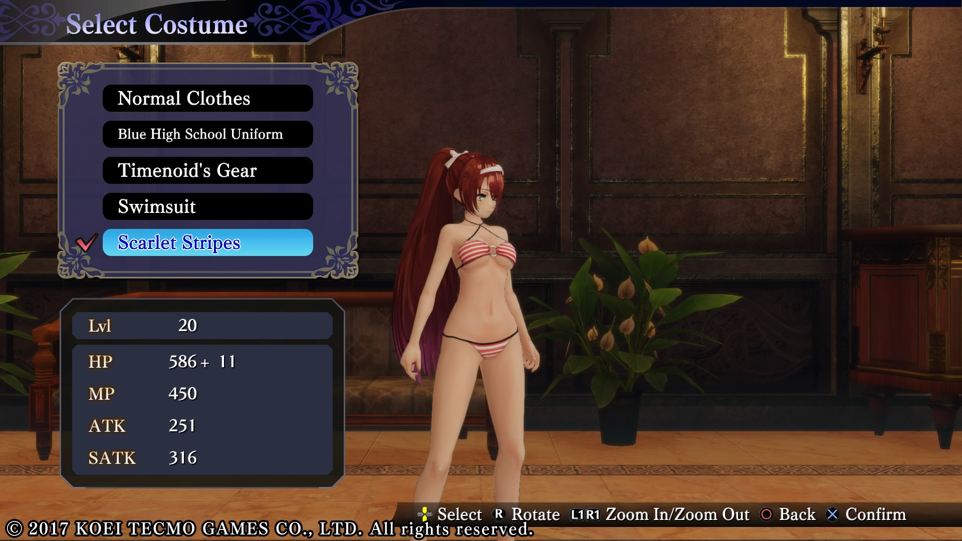 NightsofAzure2-BrideoftheNewMoon PS4 Test 005