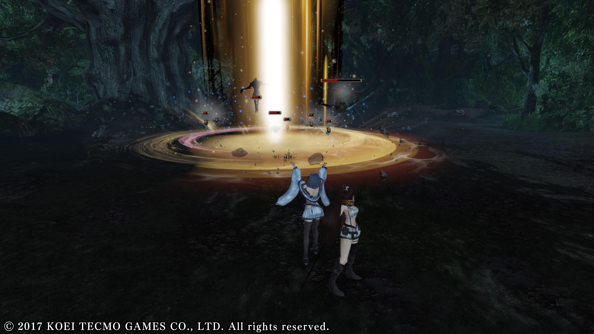 NightsofAzure2-BrideoftheNewMoon PS4 Test 011