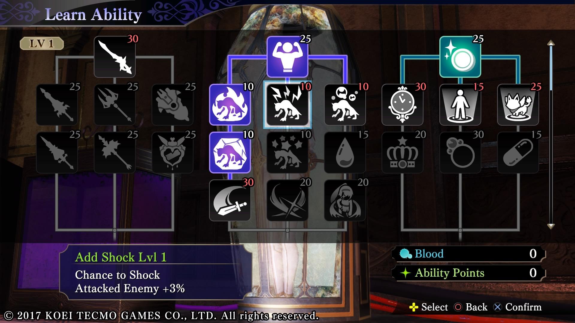 NightsofAzure2-BrideoftheNewMoon PS4 Test 023
