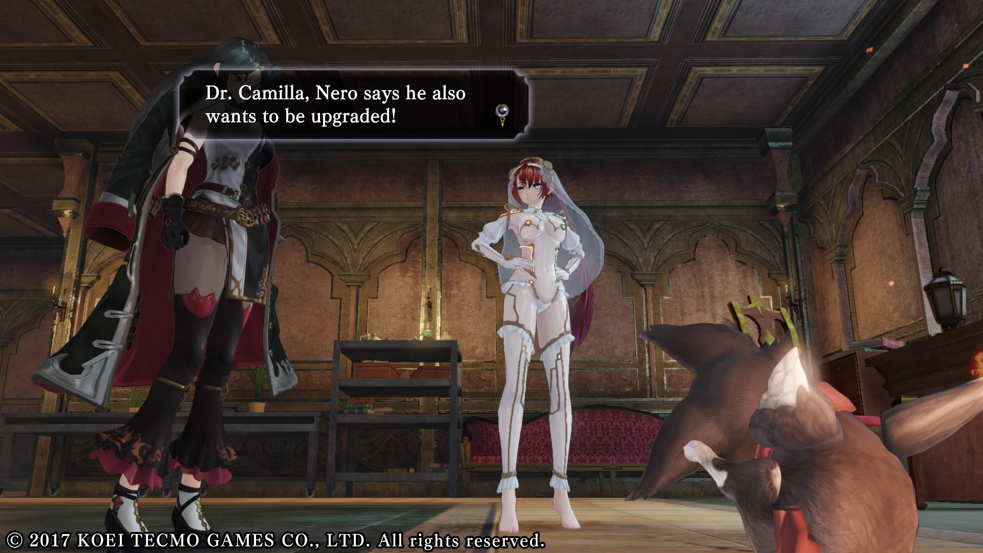NightsofAzure2-BrideoftheNewMoon PS4 Test 025