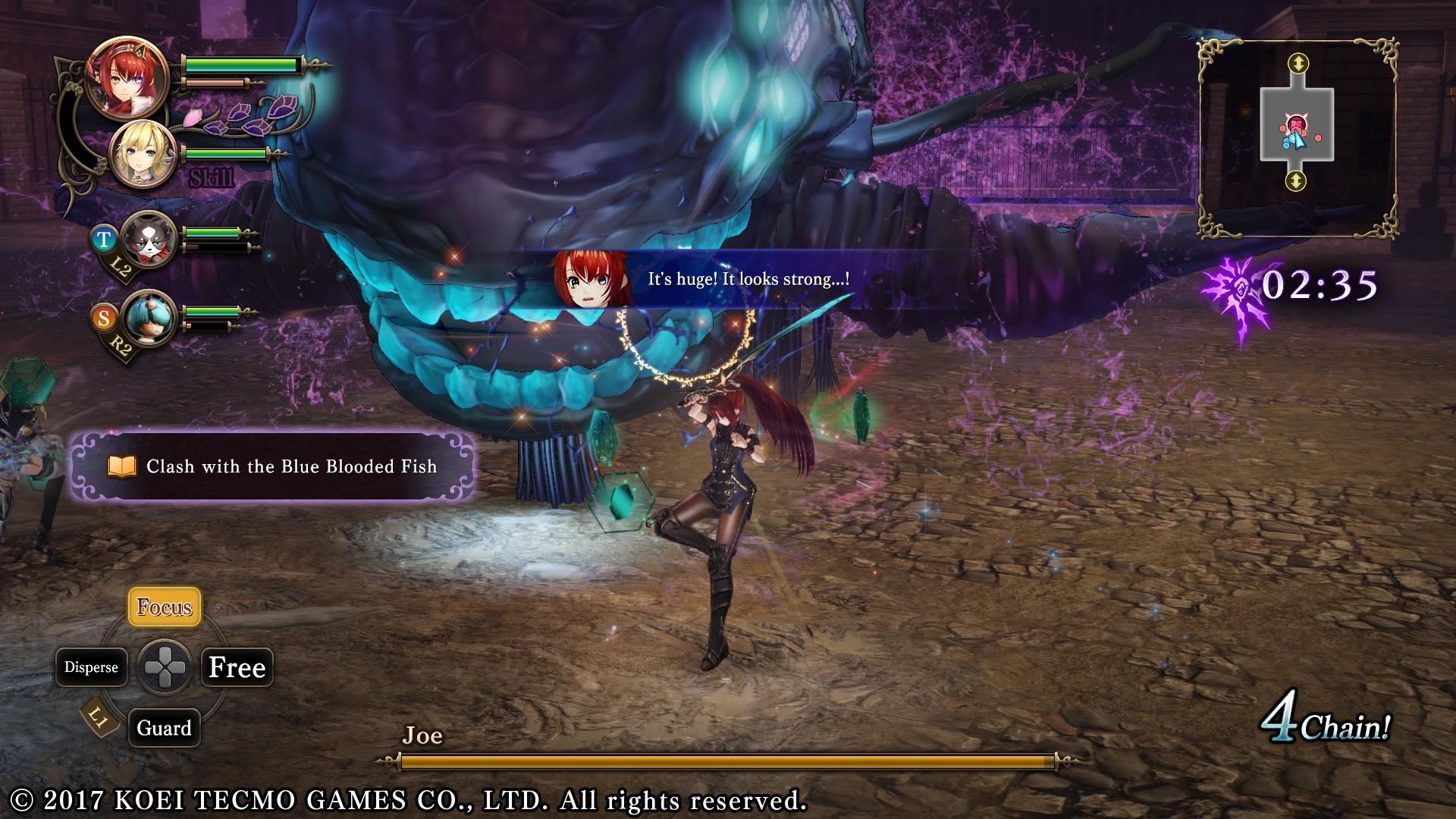 NightsofAzure2-BrideoftheNewMoon PS4 Test 026