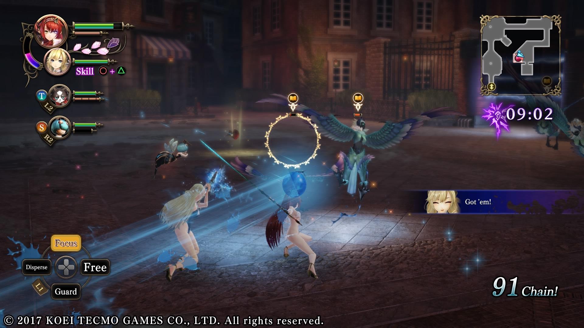 NightsofAzure2-BrideoftheNewMoon PS4 Test 031