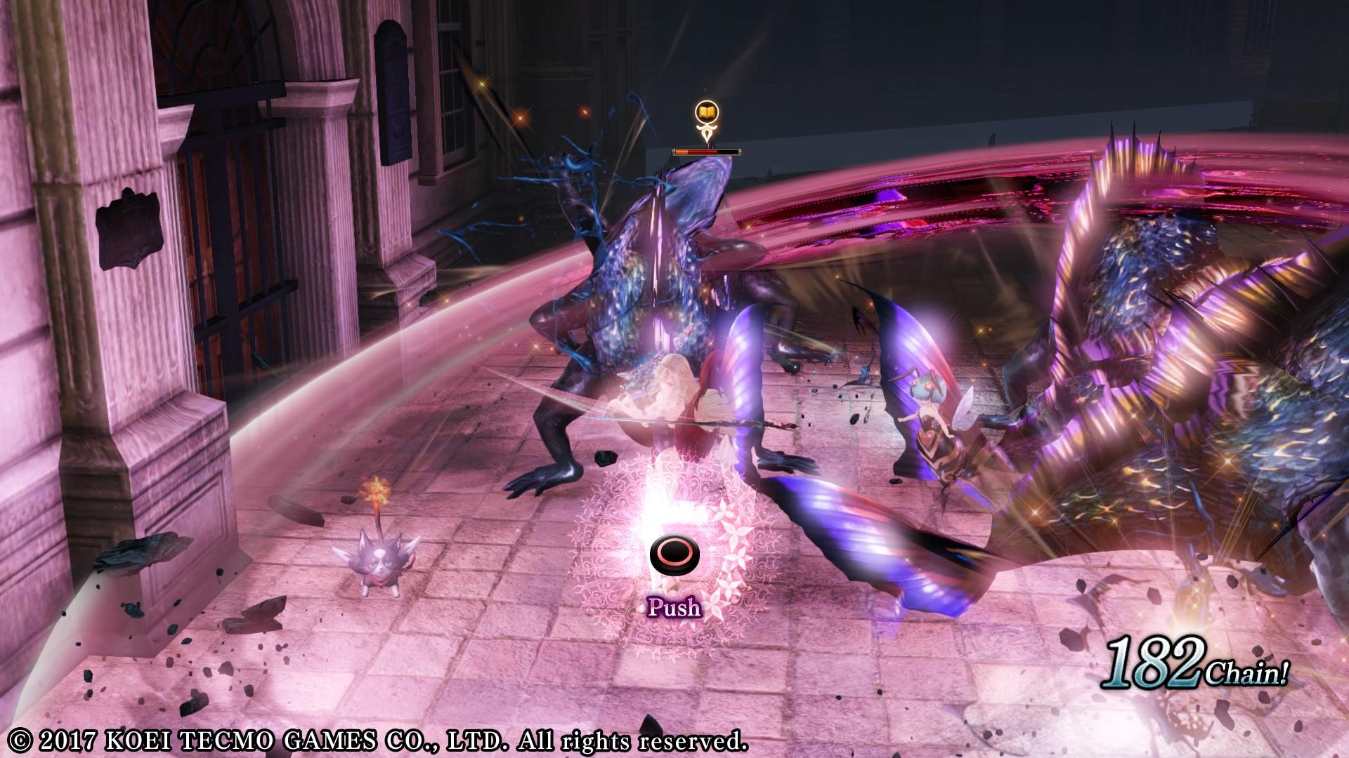 NightsofAzure2-BrideoftheNewMoon PS4 Test 032