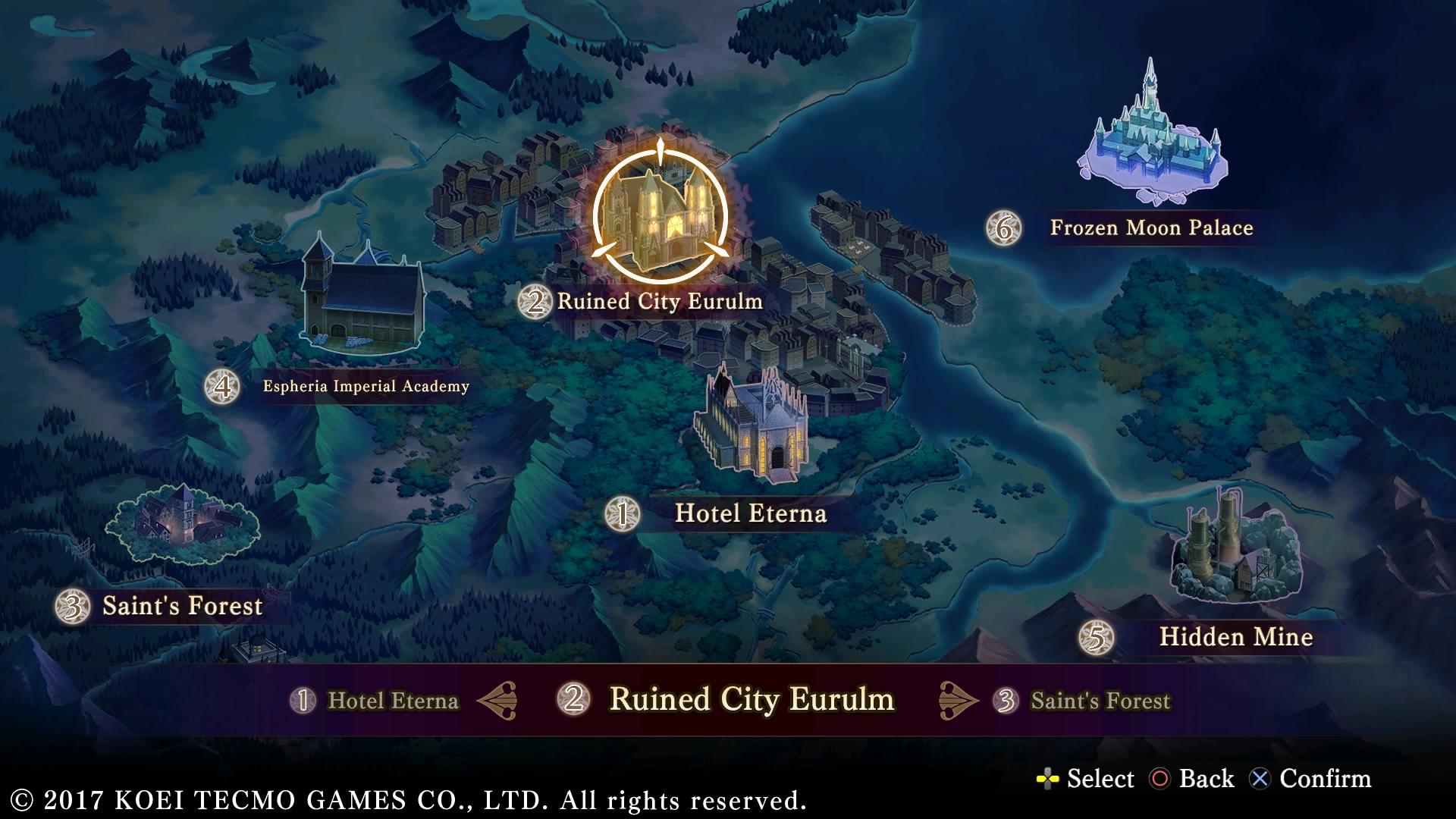 NightsofAzure2-BrideoftheNewMoon PS4 Test 041