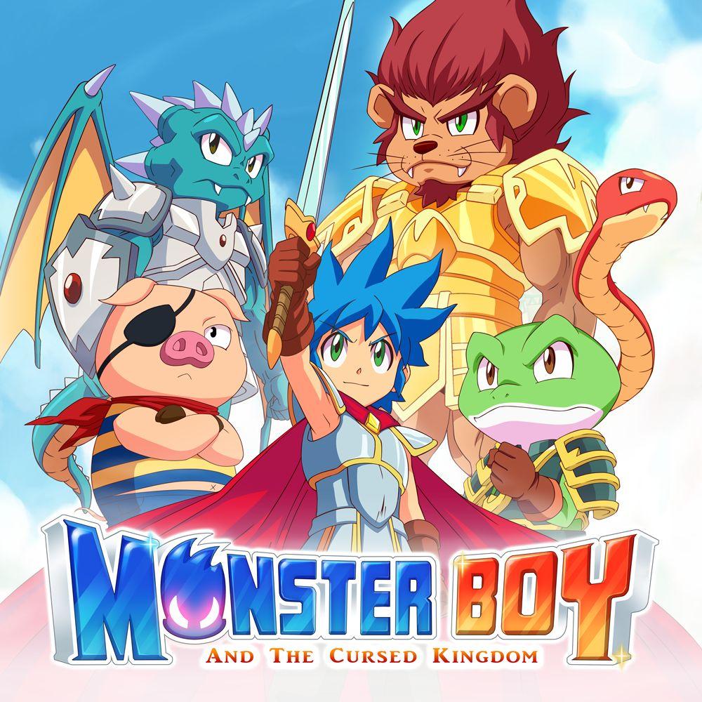 Monster Boy et le Royaume Maudit