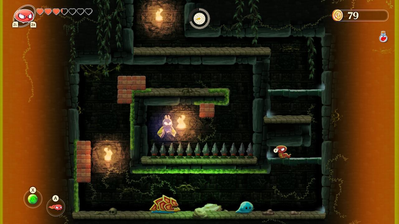 MonsterBoyetleRoyaumeMaudit Switch Test 009