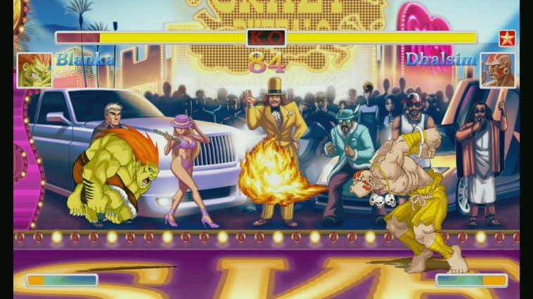 UltraStreetFighterII-TheFinalChallengers Switch Editeur 008
