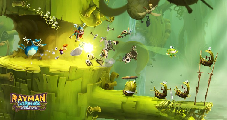 RaymanLegendsDefinitiveEdition Switch Editeur 002