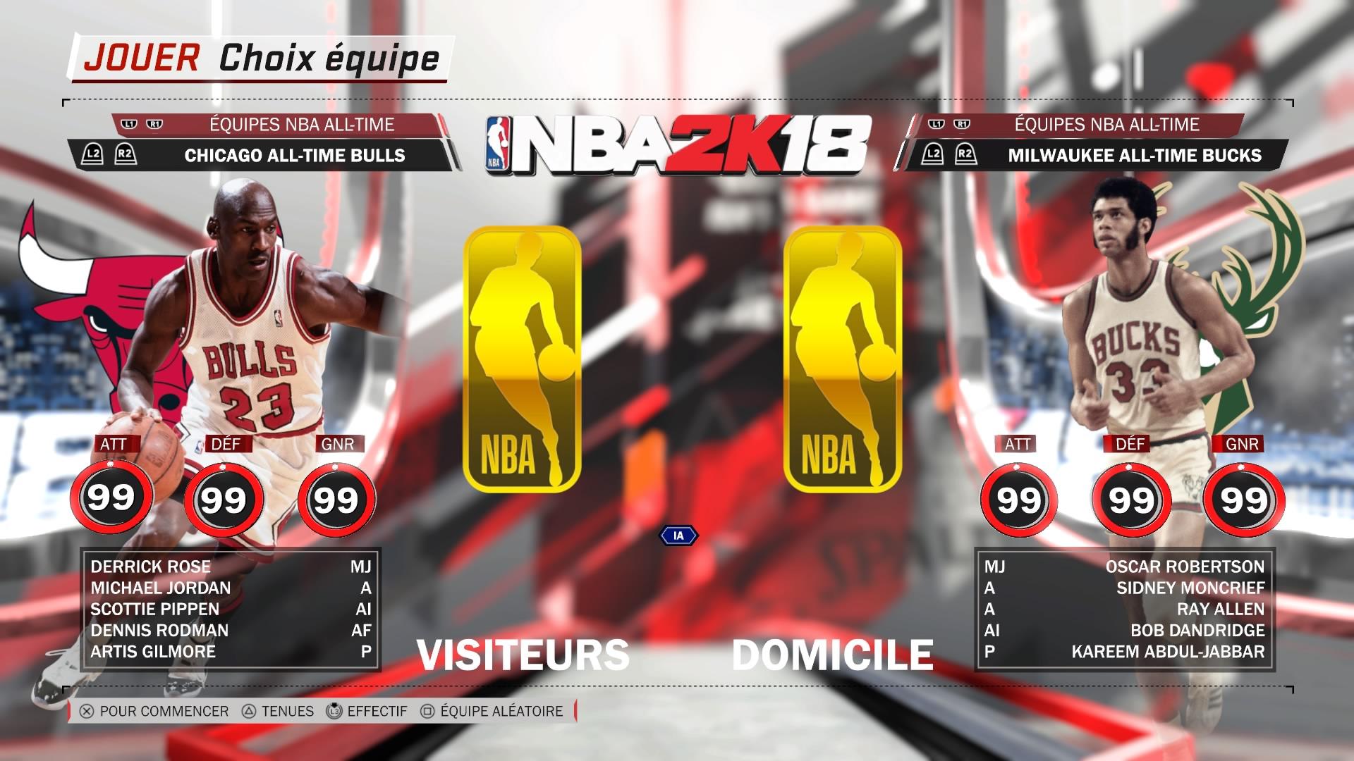 NBA2K18 PS4 Test 011