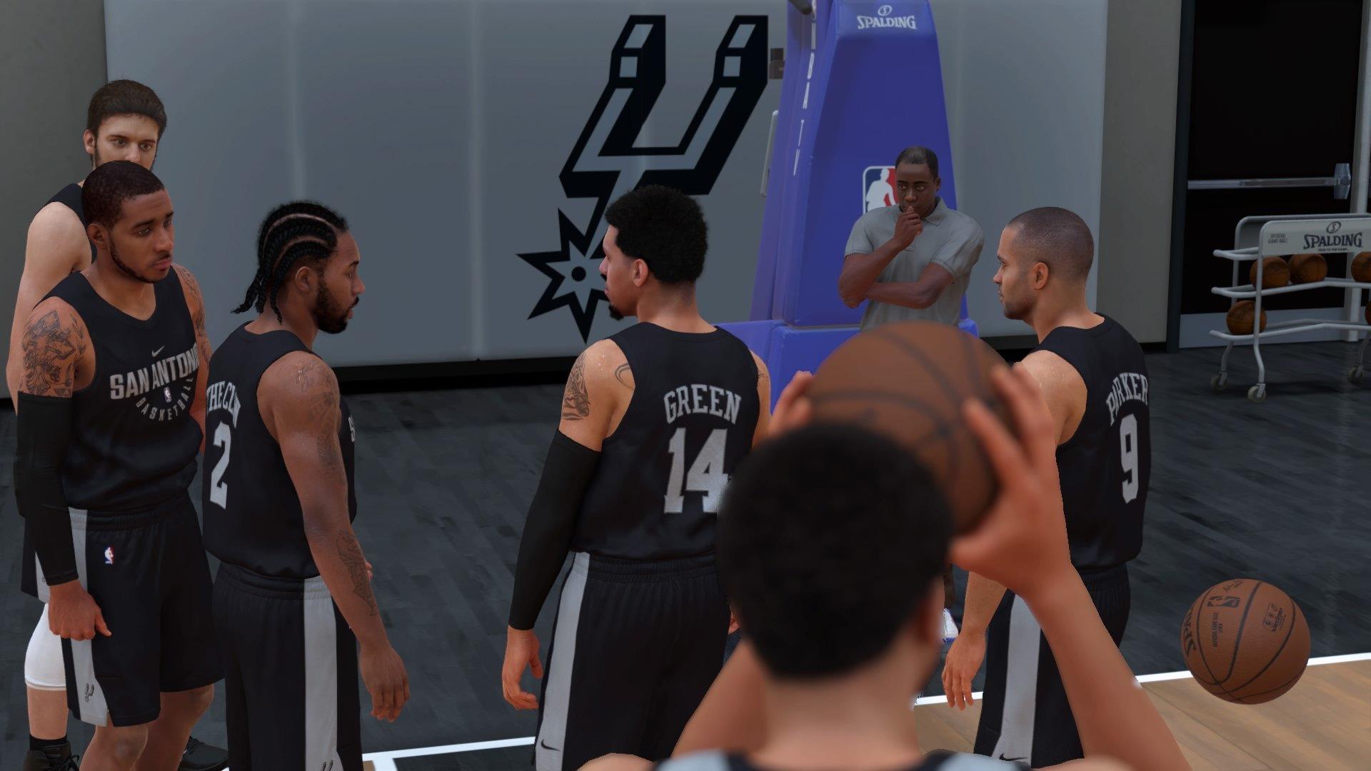 NBA2K18 PS4 Test 014