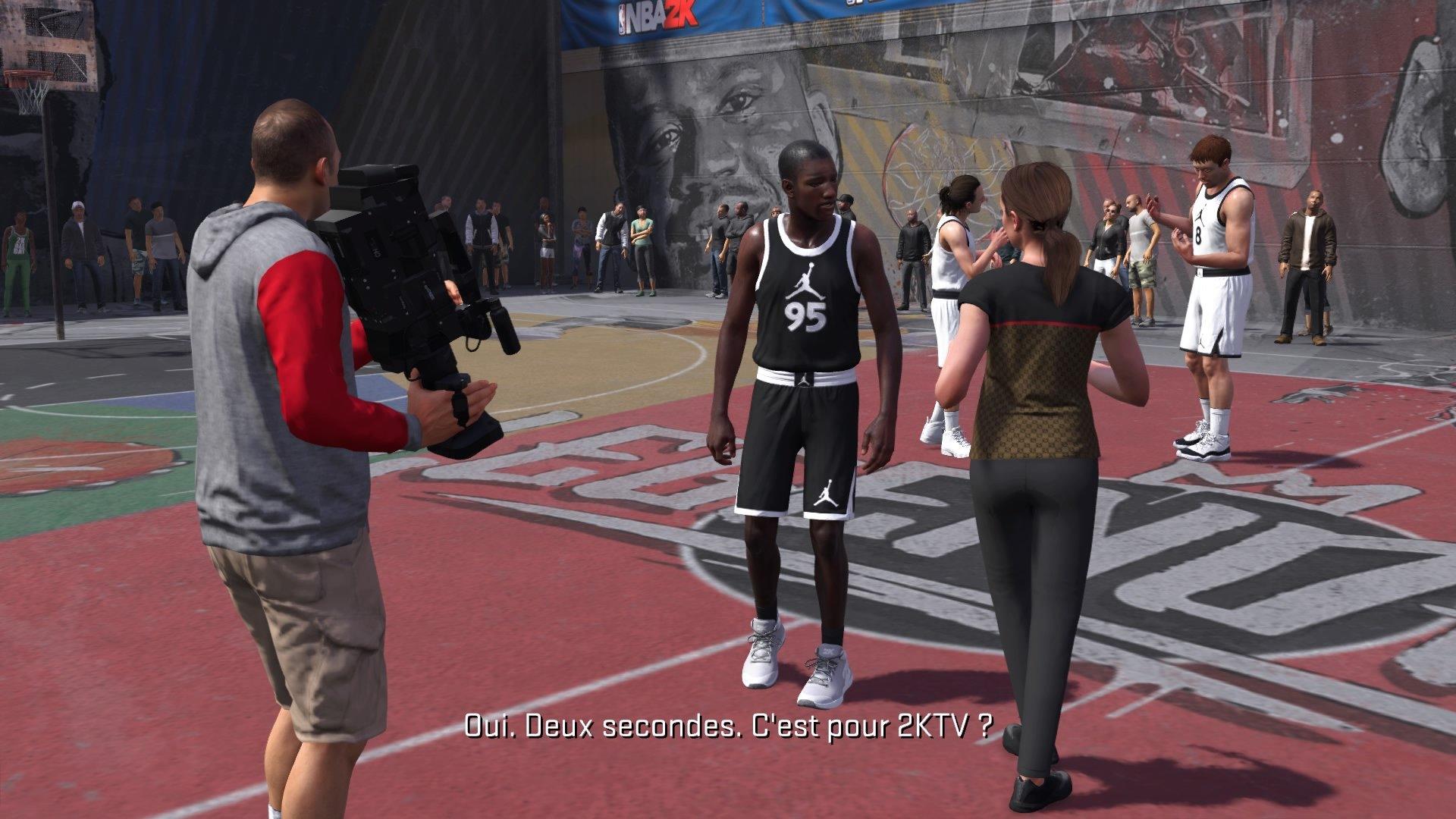 NBA2K18 PS4 Test 015