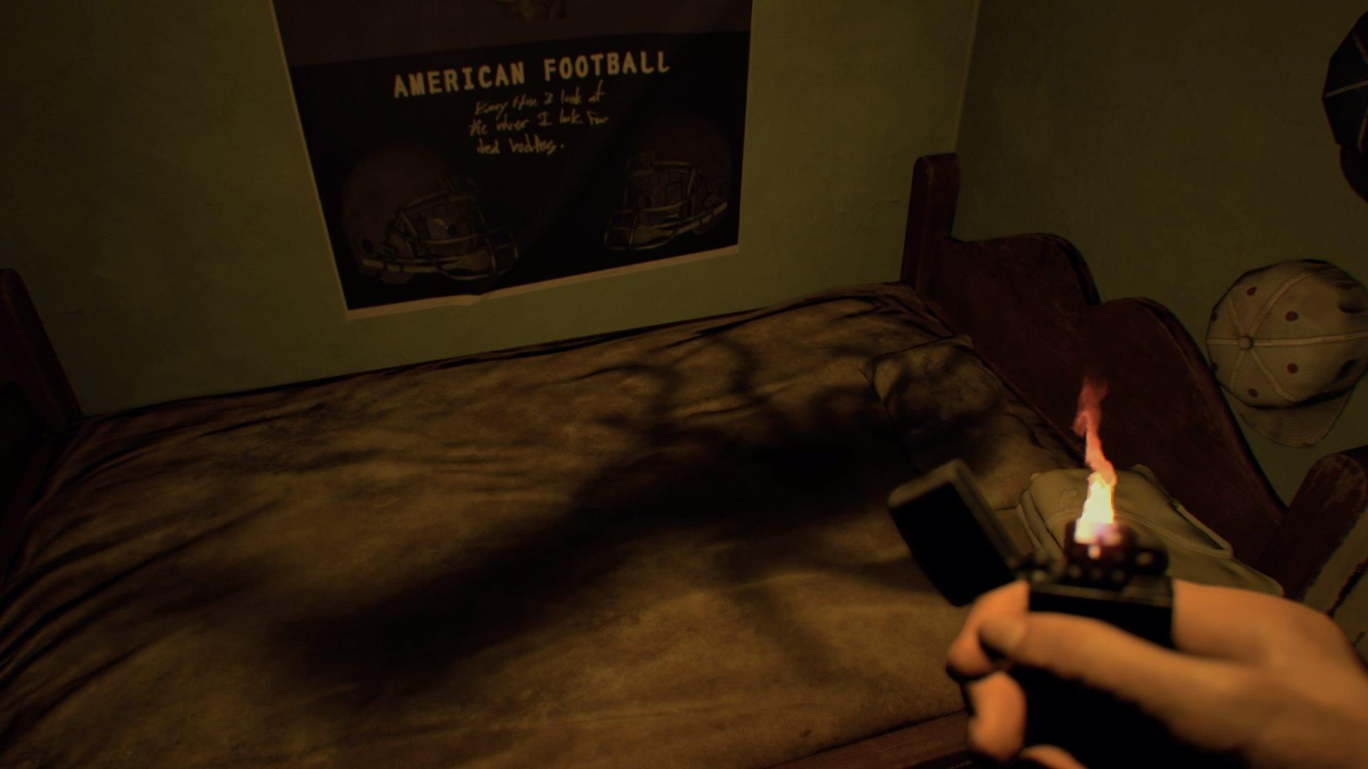 ResidentEvil7biohazard-VideosInterditesVol.2 PS4 Test 005