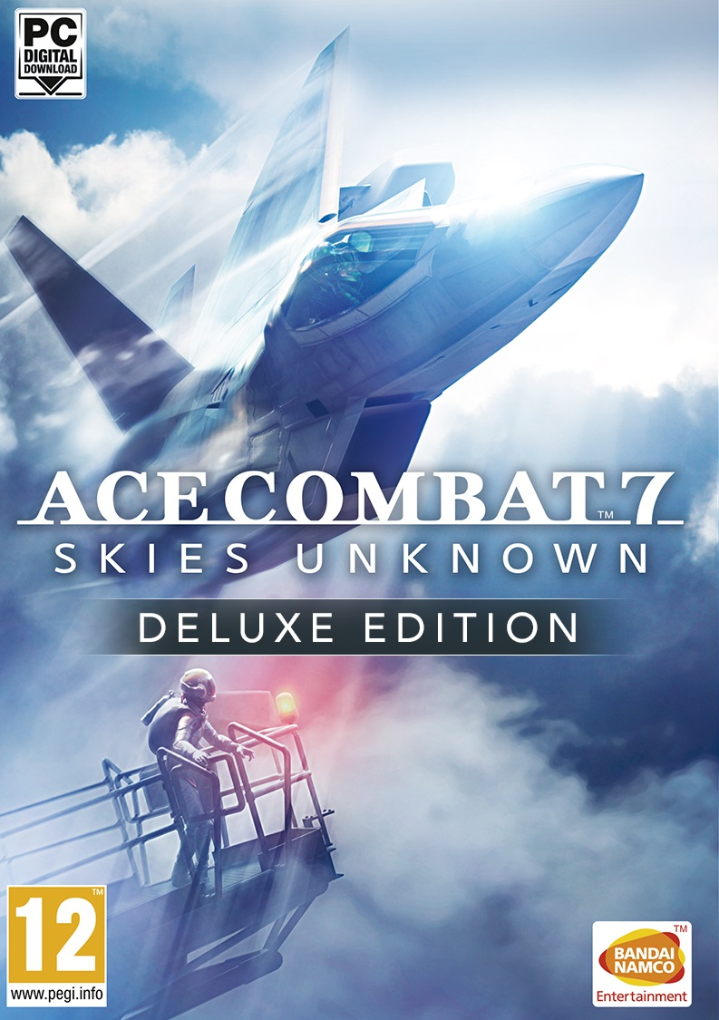 AceCombat7-SkiesUnknown PC Jaquette 001