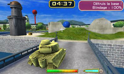 TankTroopers 3DS Test 008