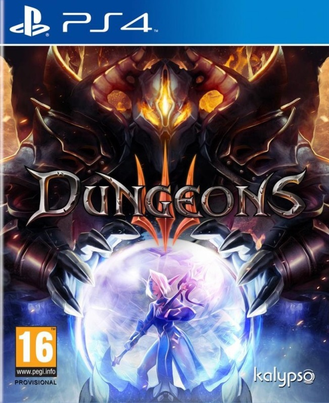 Dungeons3 PS4 Jaquette 001