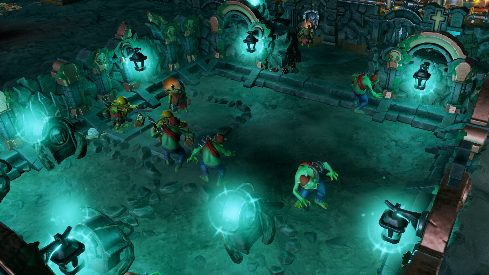 Dungeons3 PC Test 001