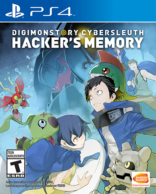 DigimonStory-CyberSleuthHacker-sMemory PS4 Jaquette 001
