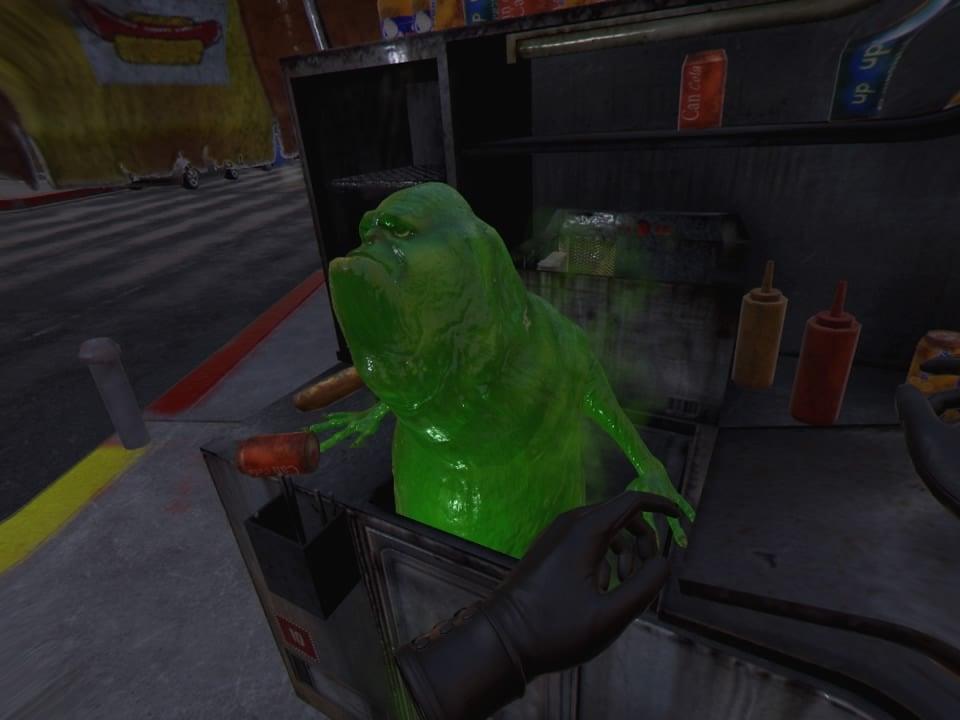 Ghostbusters-NowHiringVR PS VR Test 005