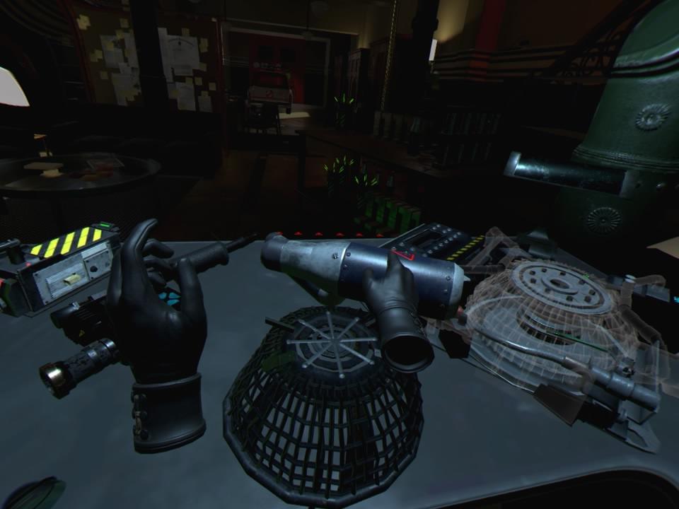 Ghostbusters-NowHiringVR PS VR Test 011