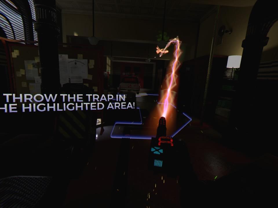 Ghostbusters-NowHiringVR PS VR Test 013