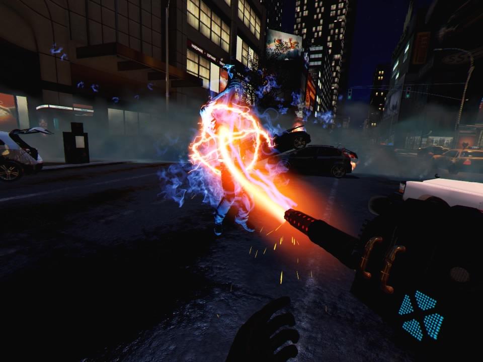 Ghostbusters-NowHiringVR PS VR Test 022