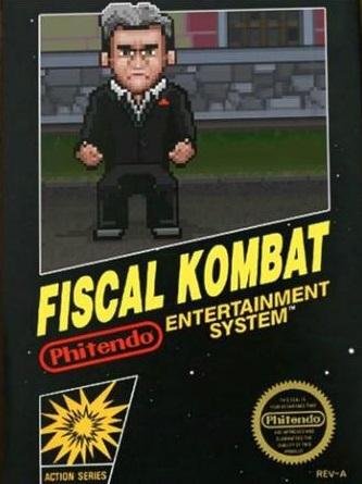 Fiscal Kombat