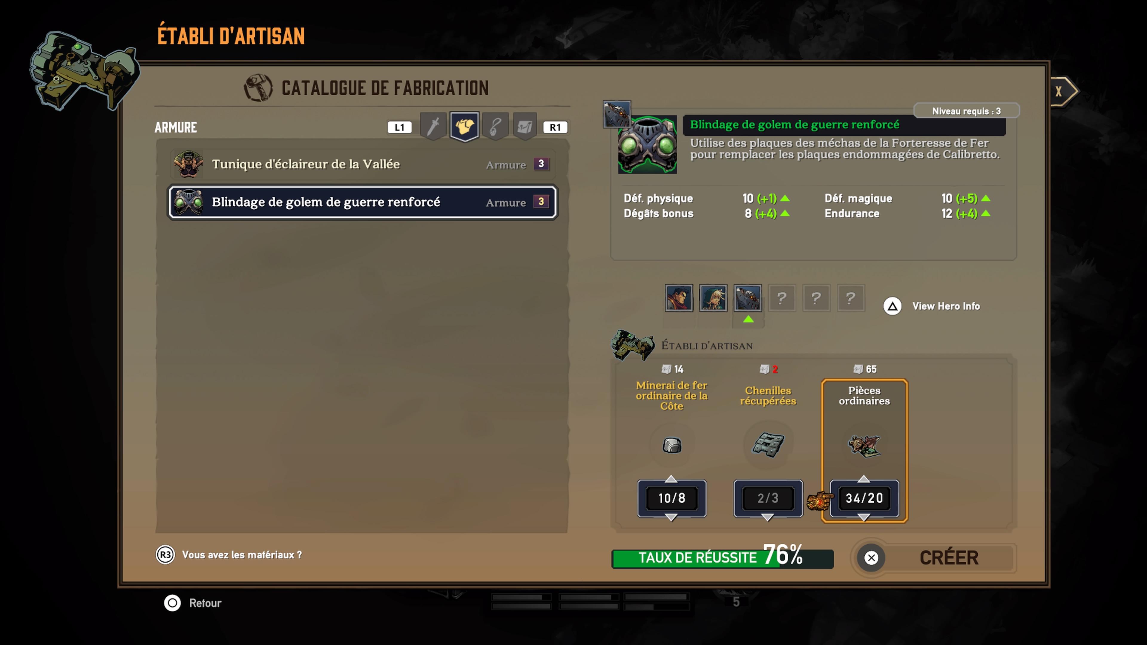 BattleChasers-Nightwar PS4 Test 003