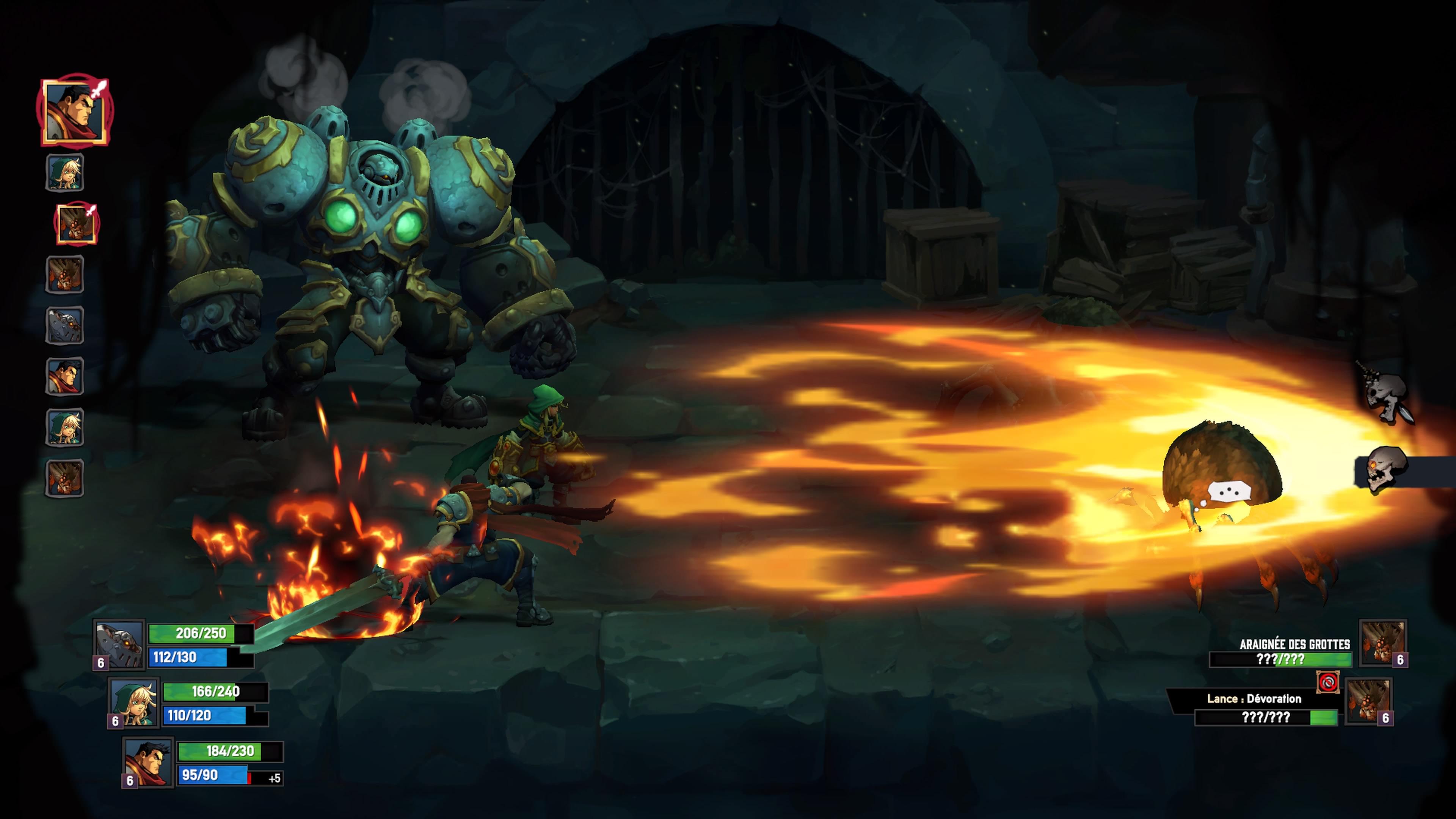BattleChasers-Nightwar PS4 Test 004
