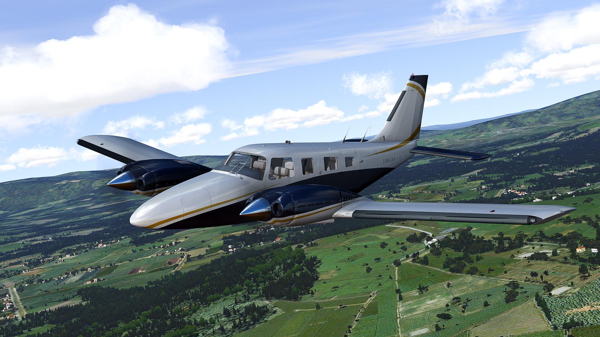 FlightSimWorld PC Editeur 007