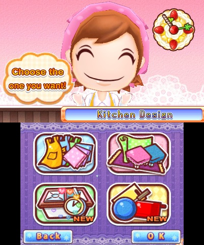 CookingMamaSweetShop 3DS Editeur 005