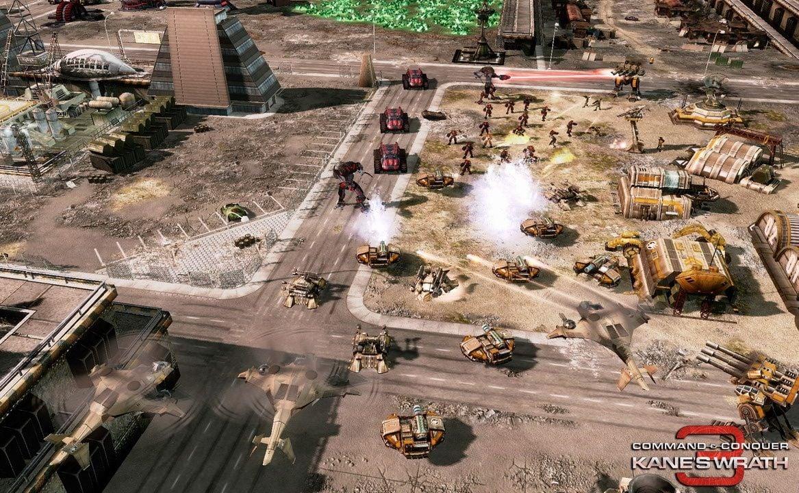 C&C Kane-s Wrath Multi Ed003