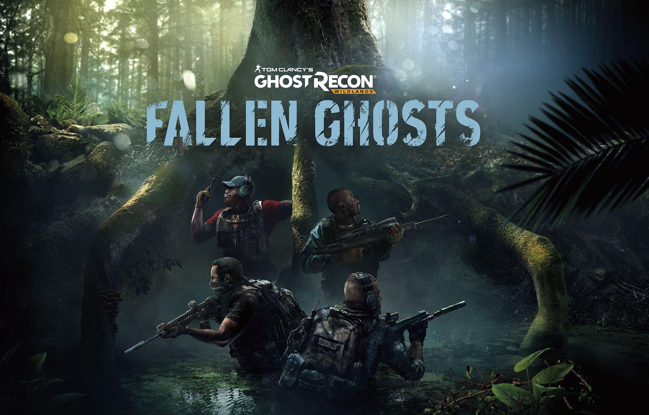 Ghost Recon : Wildlands - Fallen Ghosts