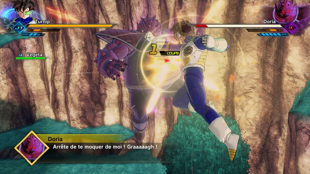 DragonBallXenoverse2 Switch Test 002