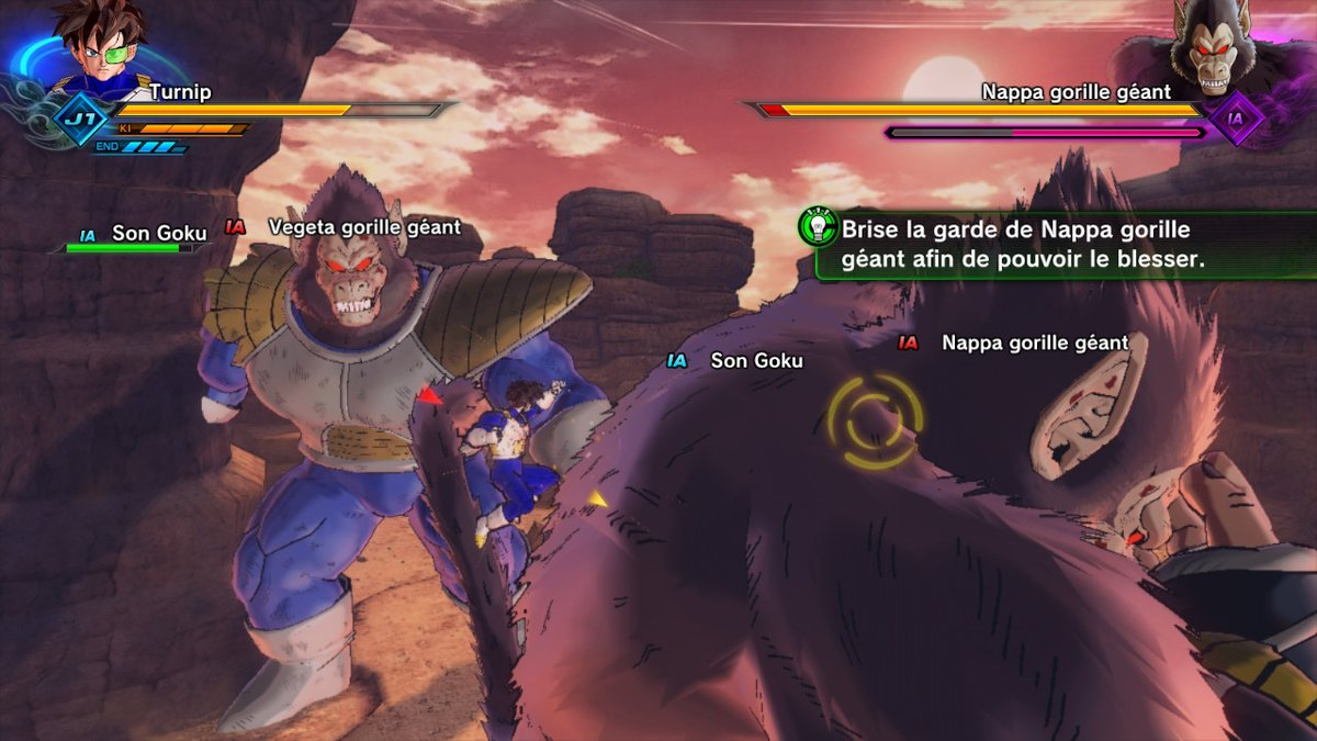 DragonBallXenoverse2 Switch Test 008