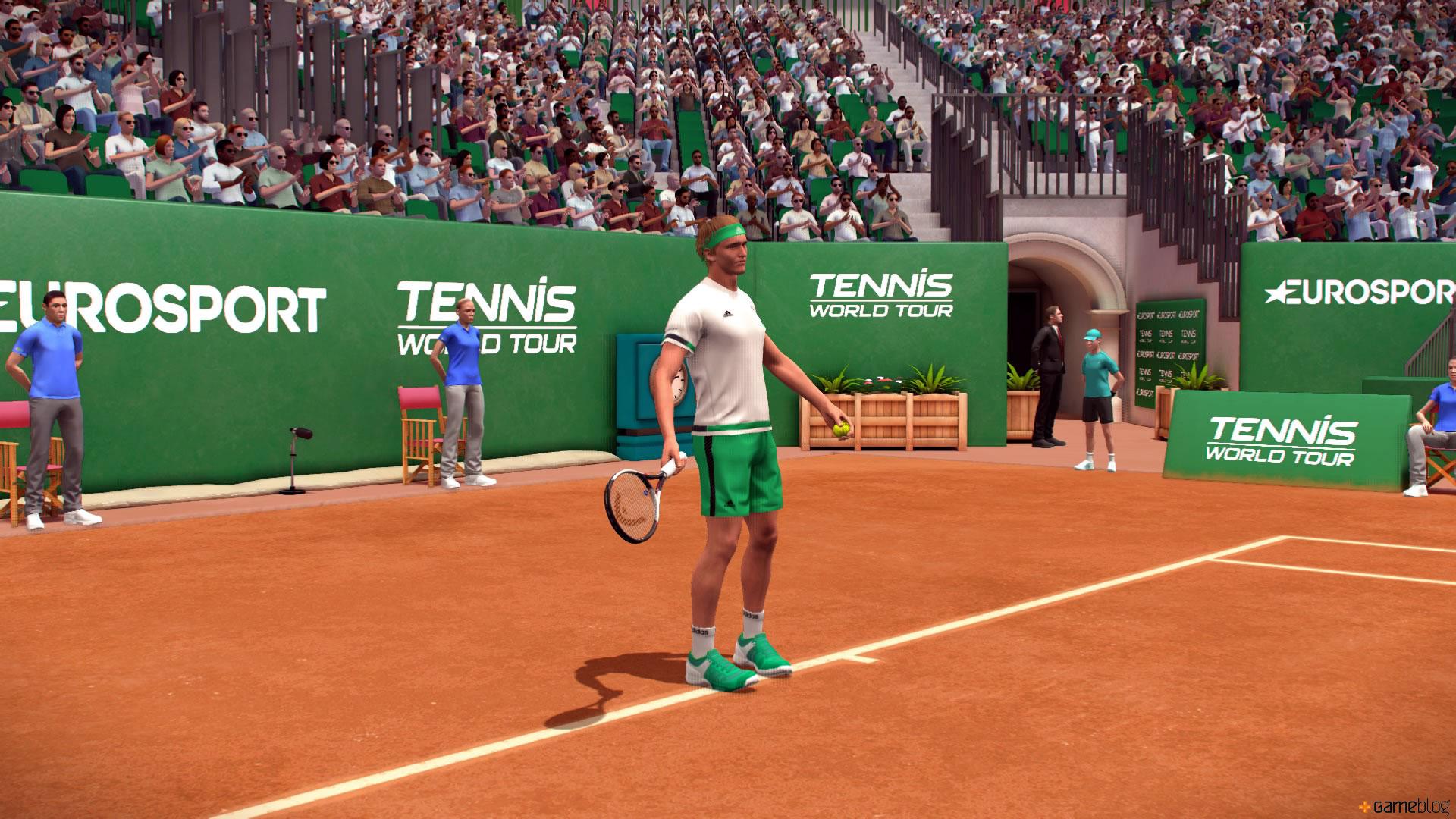 TennisWorldTour PS4 Test 001
