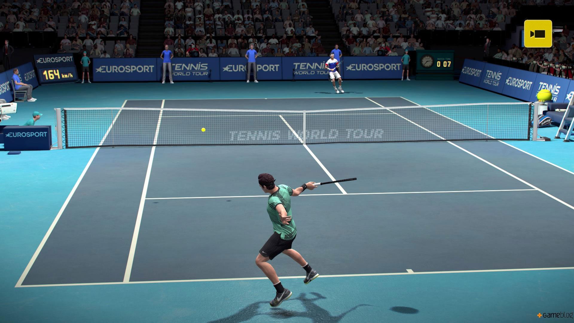 TennisWorldTour PS4 Test 003