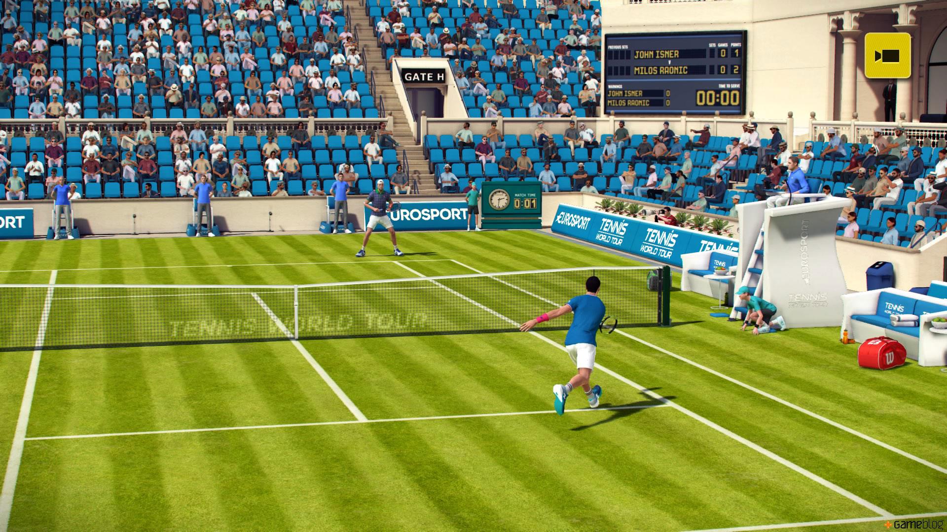 TennisWorldTour PS4 Test 004