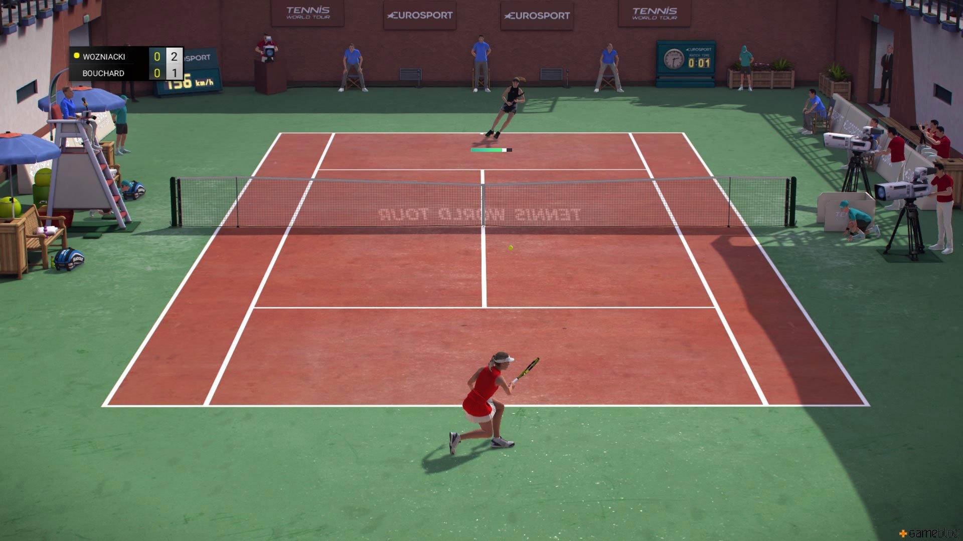 TennisWorldTour PS4 Test 005