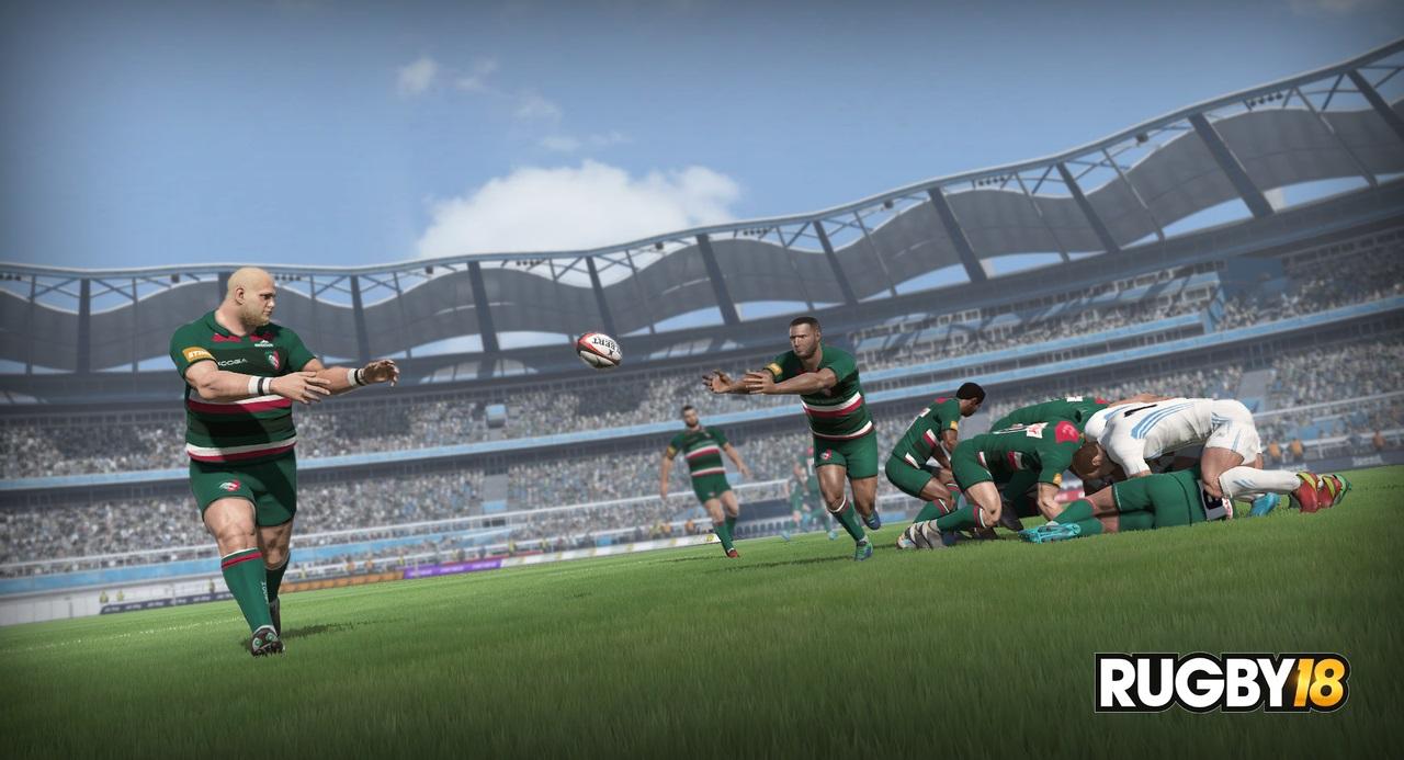 Rugby18 PC Editeur 001