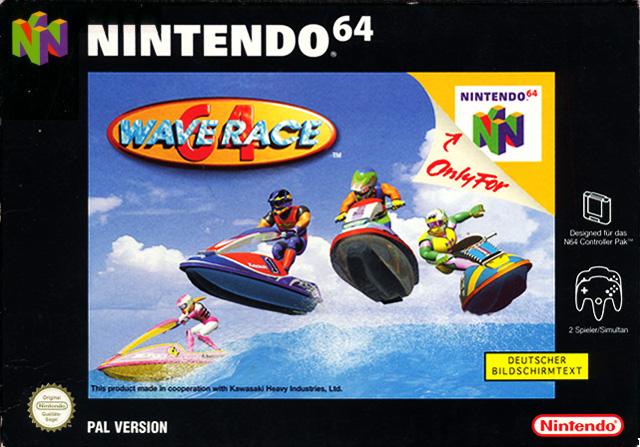 WaveRace64 N64 Jaquette001