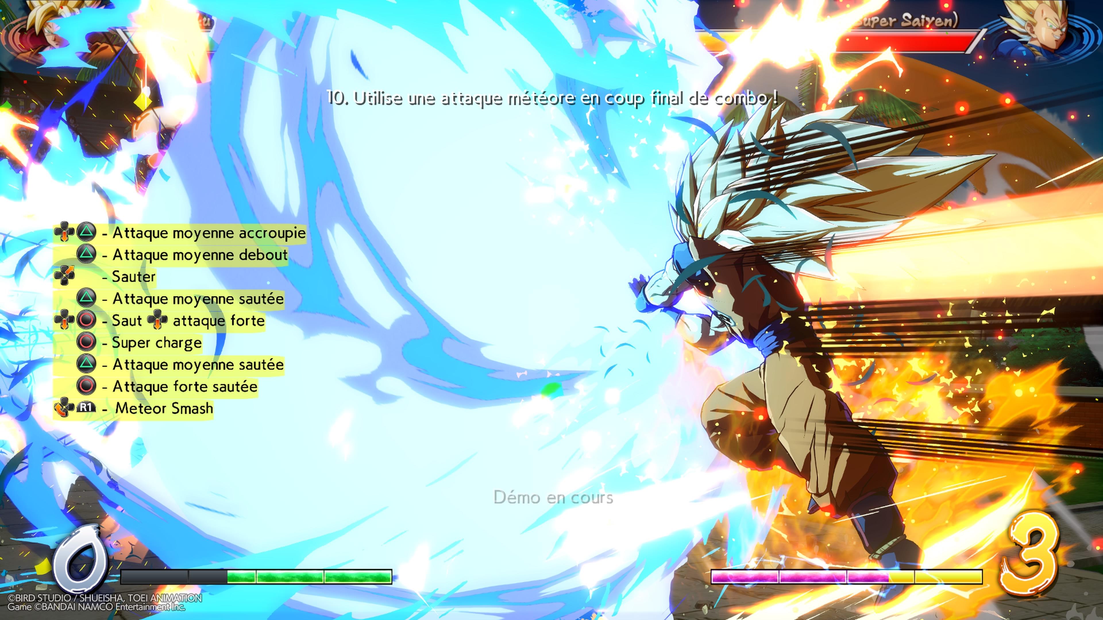 DragonBallFighterZ PS4 Test 003