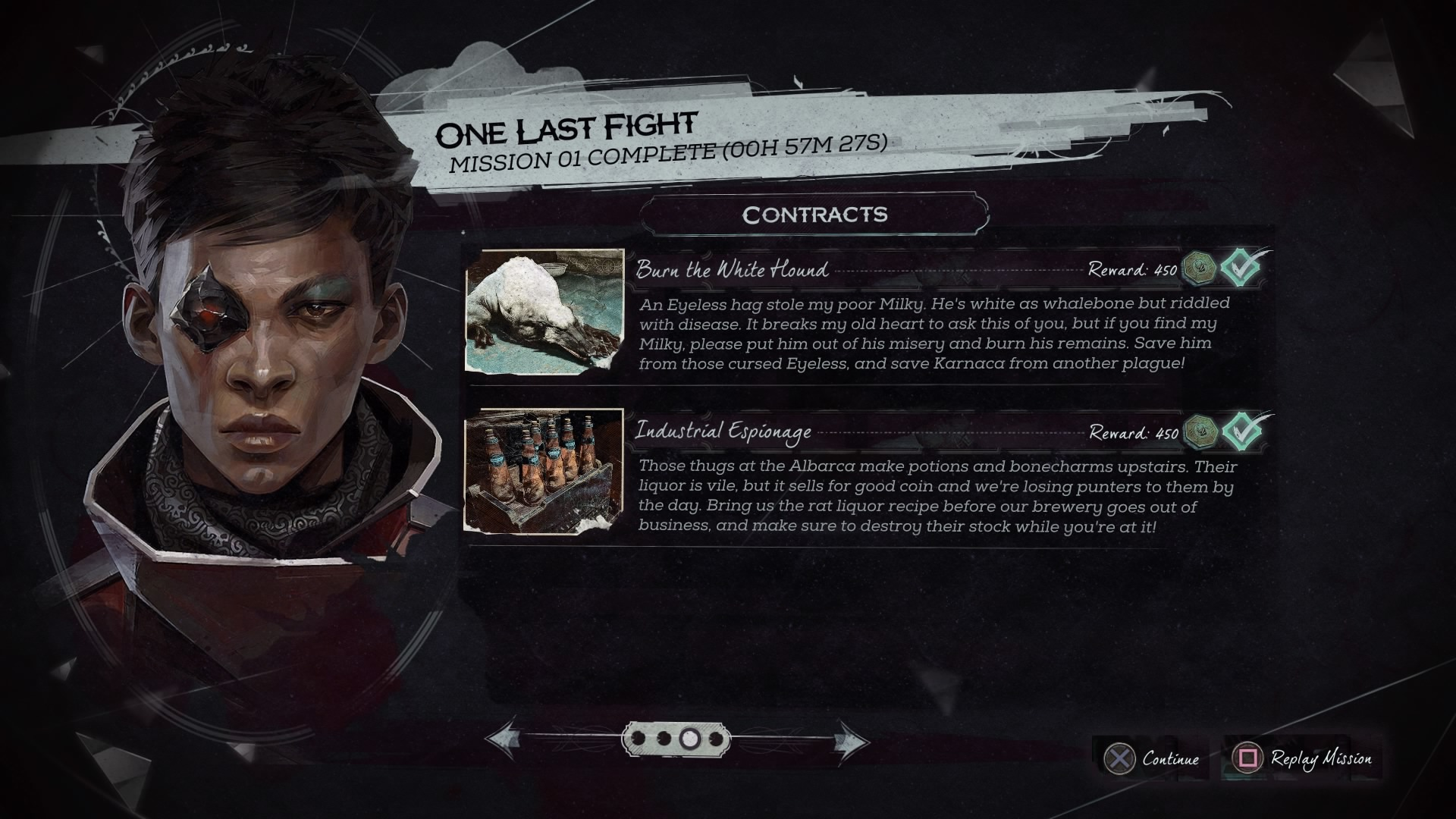 Dishonored-Lamortdel-Outsider PS4 Test 002