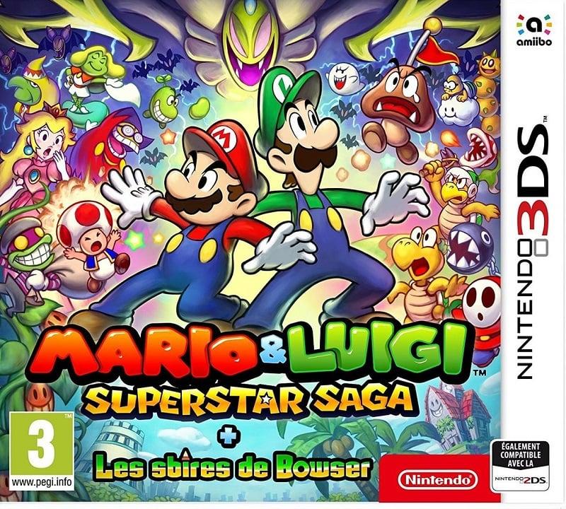 Mario & Luigi Superstar Saga + Les sbires de Bowser