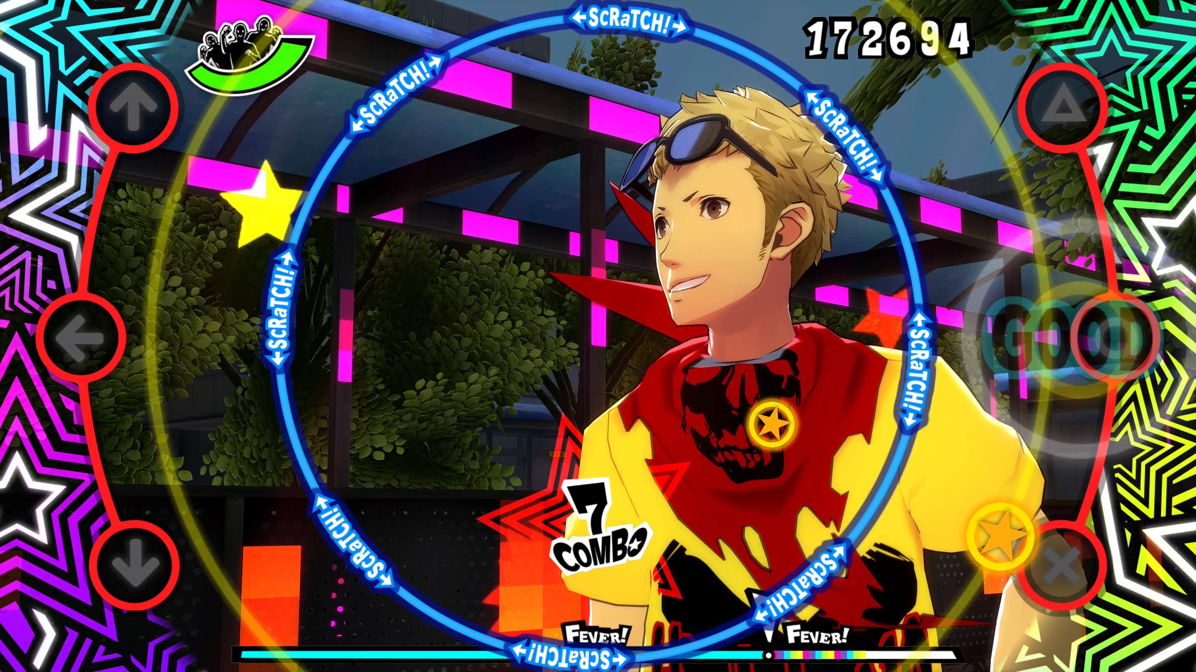 Persona5DancingStarNight PS4 Test 004