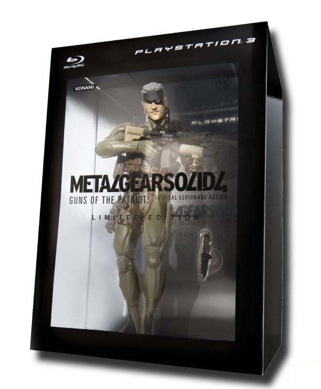 MGS4EditionCollector Divers 001